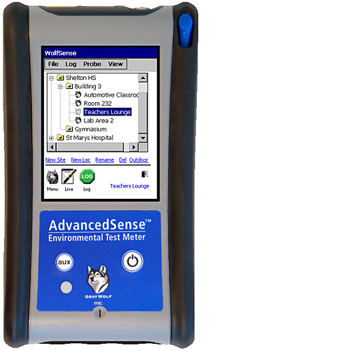 AdvancedSense IAQ Displays