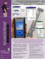 AdvancedSense Environmental Meter Brochure