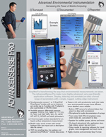 GrayWolf Advanced Sense Pro Brochure