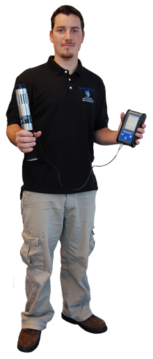 Portable Toxic Gas Monitor